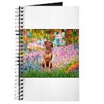 Rhodesian Ridgeback 1 - Garden.png Journal