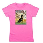 ORN-SPRING-Rottie5.png Girl's Tee