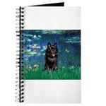 Schipperke 4 - Lilies 5.png Journal