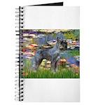 card-Lilies2-GSchnauzer-grey.PNG Journal