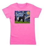 MP-STARRY-SchnauzerGiant-BlkStand.png Girl's Tee