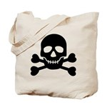 Pirate Guy Tote Bag