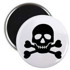 "Pirate Guy 2.25"" Magnet (100 pack)"
