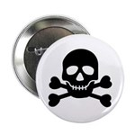 Pirate Guy Button