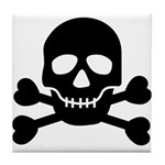 Pirate Guy Tile Coaster