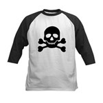 Pirate Guy Kids Baseball Jersey