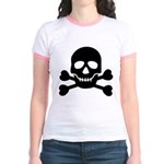 Pirate Guy Jr. Ringer T-Shirt