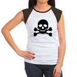 Pirate Guy Women's Cap Sleeve T-Shirt
