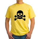 Pirate Guy Yellow T-Shirt