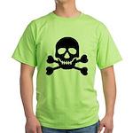 Pirate Guy Green T-Shirt