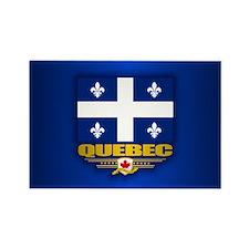Quebec Flag Magnets