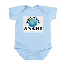 World's Best Anahi Body Suit