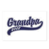 Grandpa 2008 Postcards (Package of 8)