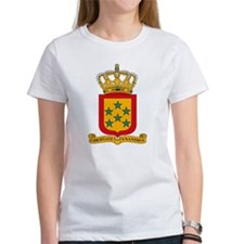Neth Antilles Coat of Arms Tee