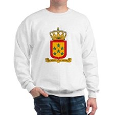 Neth Antilles Coat of Arms Sweatshirt