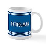 Patrolman Blues Mug