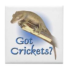Crested Gecko Tile Coaster