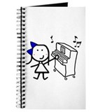 Girl & Piano Journal
