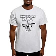 nazca bird 2 T-Shirt