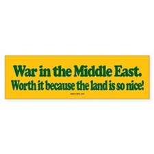 Middle East sticker