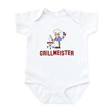 Grillmeister Infant Bodysuit