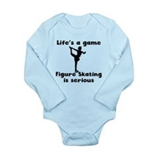 Figure Skating Is Serious Body Suit