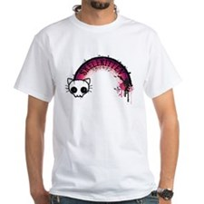 Skelekitten Rainbow Shirt