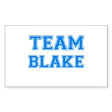 TEAM BLAKE Rectangle Decal
