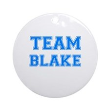 TEAM BLAKE Ornament (Round)