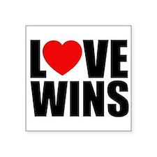 Love Wins! Sticker