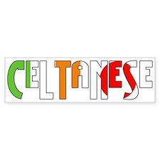Celtanese Bumper Stickers