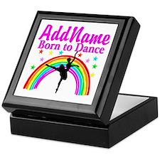 DANCER DELIGHT Keepsake Box
