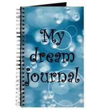 Dream Journal - bubbles