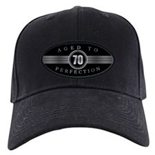70th Aged To Perfection Baseball Cap