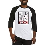 Cute Baseball music Baseball Jersey