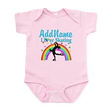 SKATING CHAMPION Infant Bodysuit