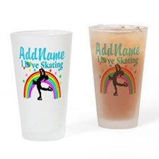 SKATING CHAMPION Drinking Glass