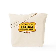 TWD Terminus BBQ Tote Bag