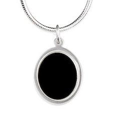 Solid Black Color Necklaces