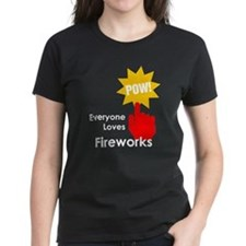 Everyone Loves Fireworks Tee