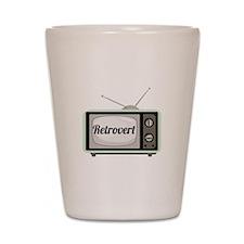 Retrovert Shot Glass