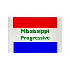 mississippiprogressivebutton Magnets