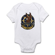 USS LITTLE ROCK Onesie