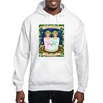 Lady Gemini Hooded Sweatshirt