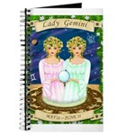 Lady Gemini Journal
