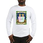Lady Gemini Long Sleeve T-Shirt