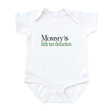 Mommy's Tax Deduction Infant Bodysuit