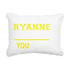 Unique Ryann Rectangular Canvas Pillow
