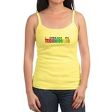 Technicolor Dreamcoat Ladies Top