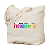 Technicolor Dreamcoat Tote Bag